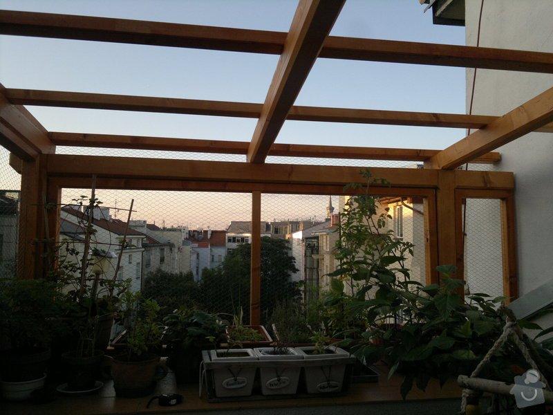 Klempirske prace + plastova striska -terasa: 2014-09-23-1834