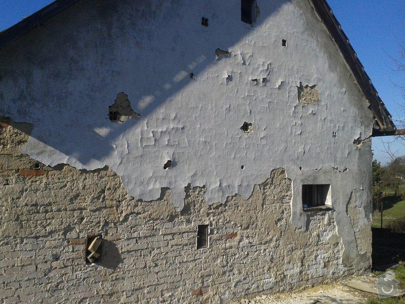 Výměna oken dveří, fasáda,podbytí,zámková dlažba,interiér - zednické opravy, elektrika: 2014-03-20_15.06.42
