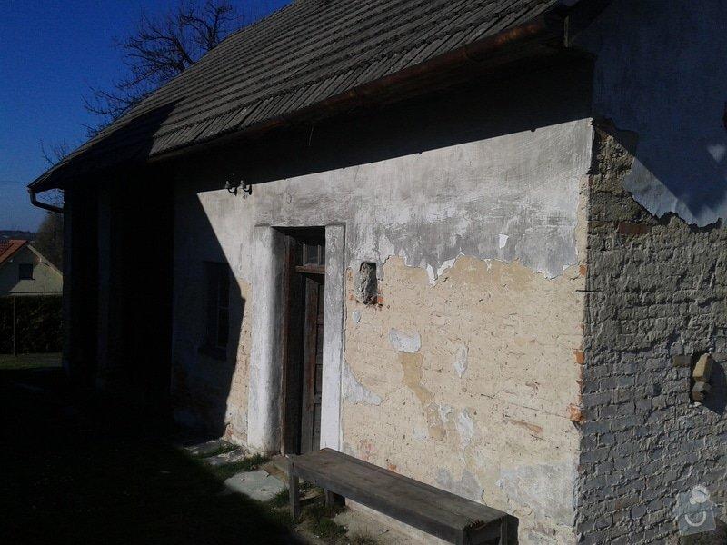 Výměna oken dveří, fasáda,podbytí,zámková dlažba,interiér - zednické opravy, elektrika: 2014-03-20_15.06.49