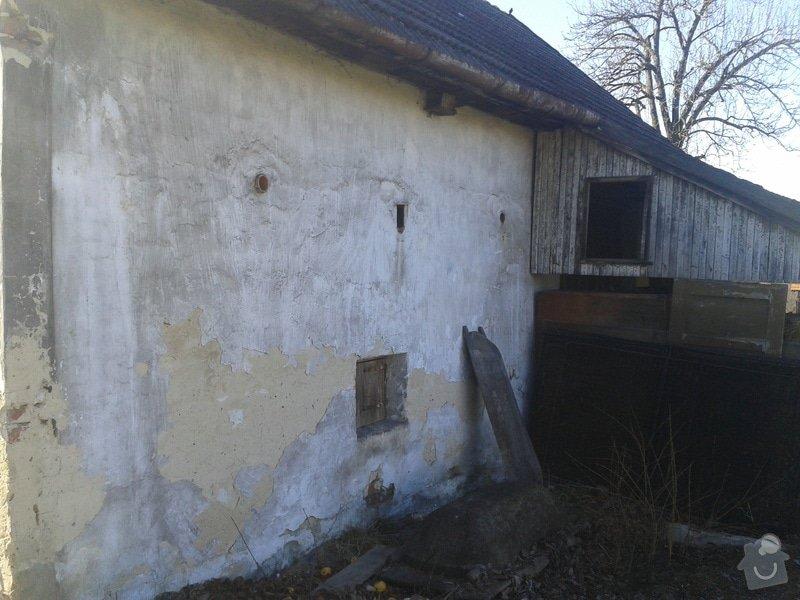 Výměna oken dveří, fasáda,podbytí,zámková dlažba,interiér - zednické opravy, elektrika: 2014-03-20_15.07.03