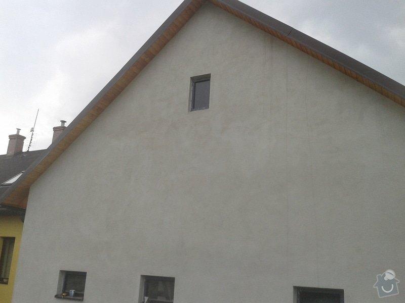 Výměna oken dveří, fasáda,podbytí,zámková dlažba,interiér - zednické opravy, elektrika: 2014-05-31_15.19.30