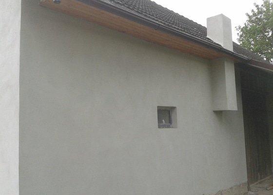 Výměna oken dveří, fasáda,podbytí,zámková dlažba,interiér - zednické opravy, elektrika