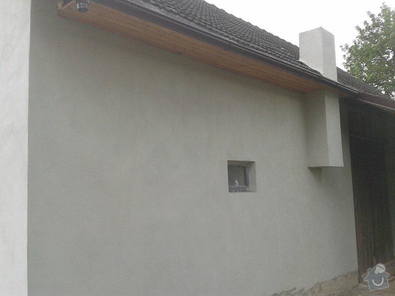 Výměna oken dveří, fasáda,podbytí,zámková dlažba,interiér - zednické opravy, elektrika: 2014-05-31_15.20.11