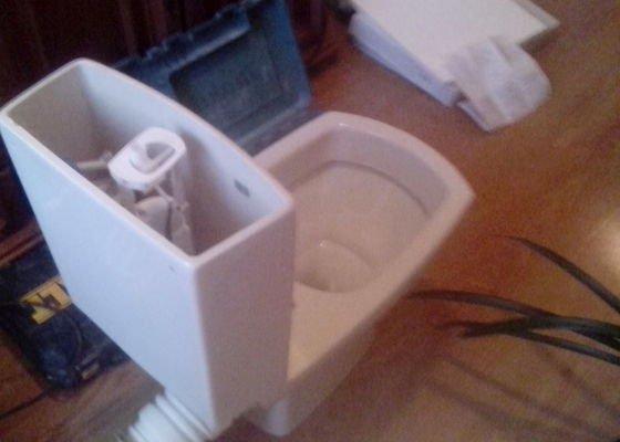 Oprava nebo vymena WC