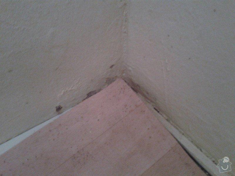Sanace vlhkého zdiva v dětském pokoji : Fotografie-0080