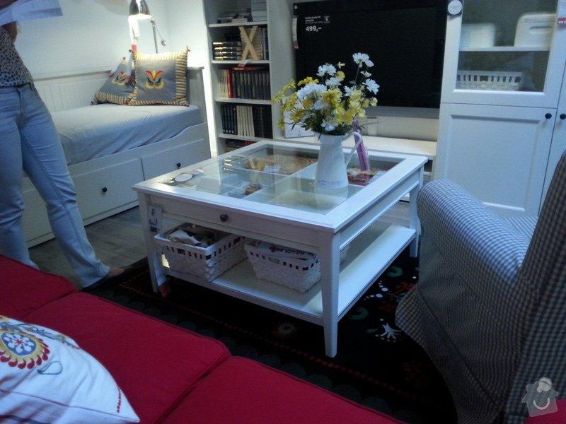 Nábytek na míru do obývacího pokoje, jídelny a chodby: konferencni_stul