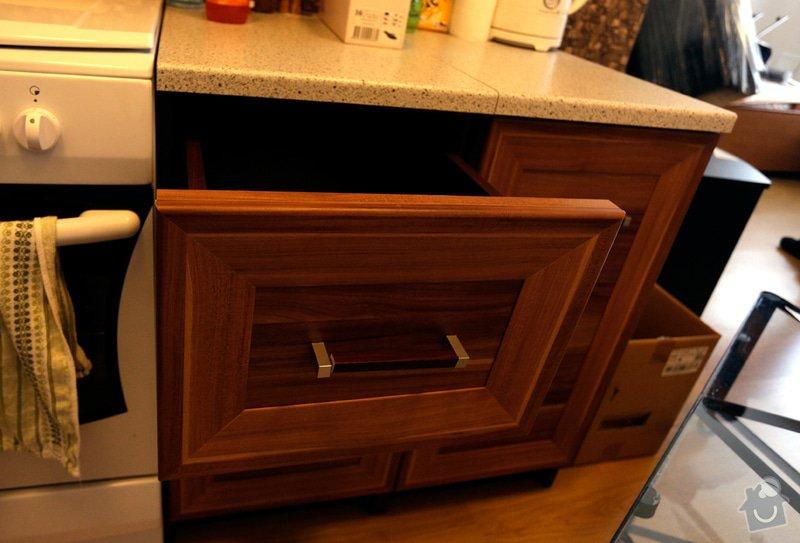 Oprava kuchyňské linky: linka_1