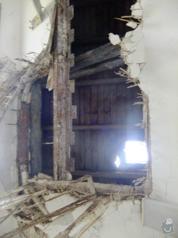 Střechu, rekonstrukci ubytovny: Jana_Pernera_c.p._159_2_