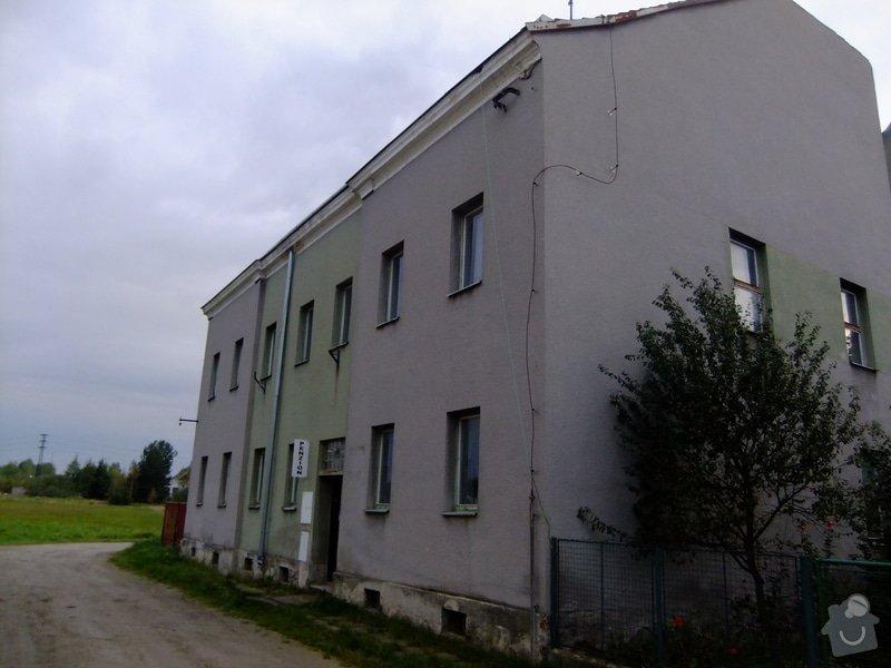 Střechu, rekonstrukci ubytovny: Hanusova_59_1_