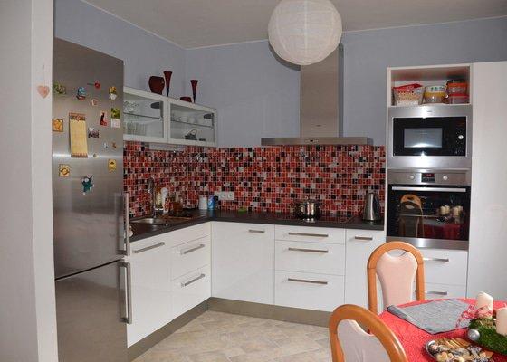 Návrh interiéru - obývací pokoj