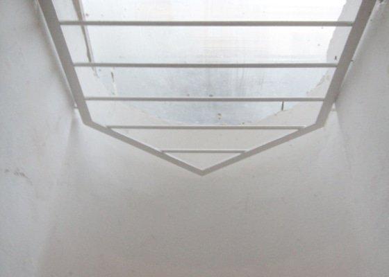 Výroba a instalace mříží do oken