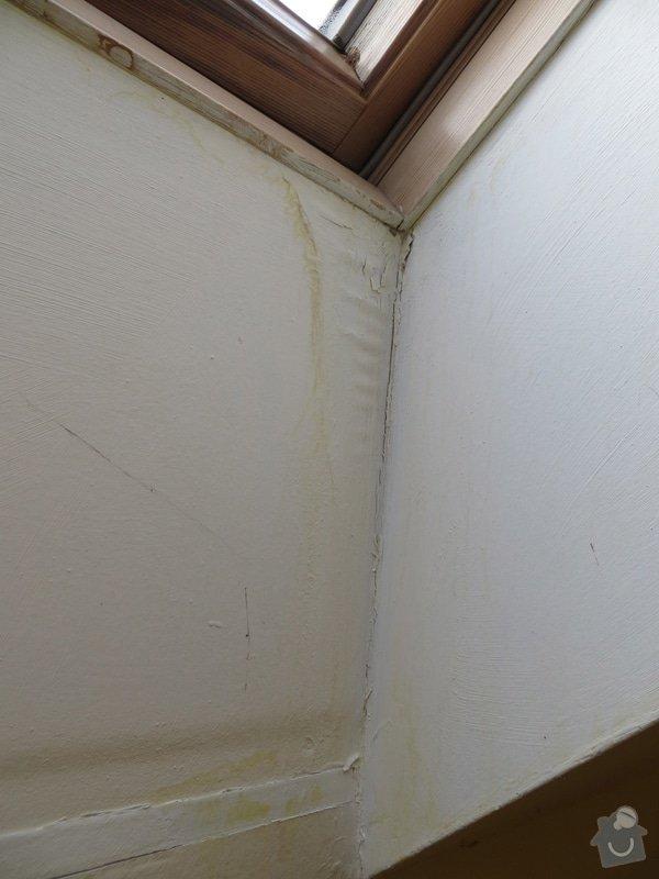 Oprava sádrokartonu v podkrovním bytě: IMG_5170