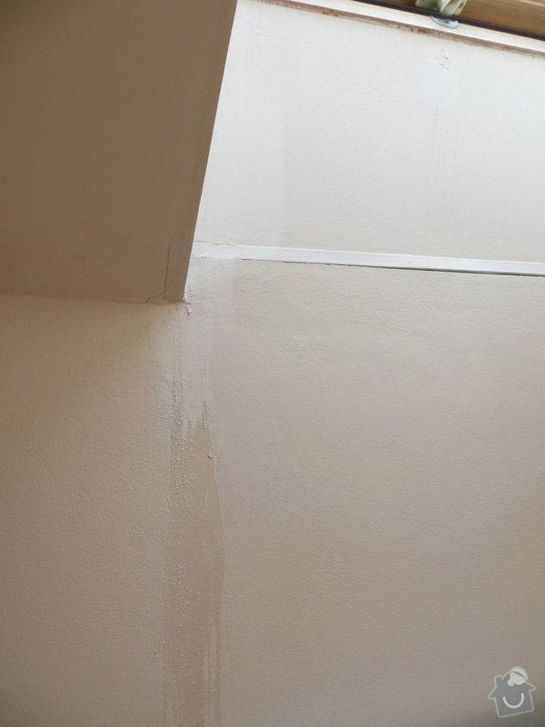 Oprava sádrokartonu v podkrovním bytě: IMG_5177