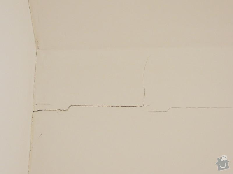 Oprava sádrokartonu v podkrovním bytě: IMG_5178