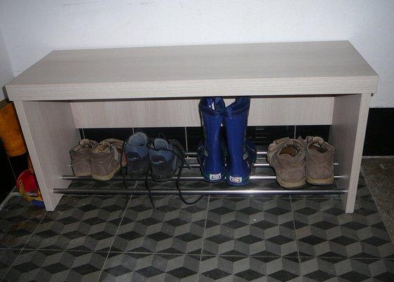 Výroba 2 botníků
