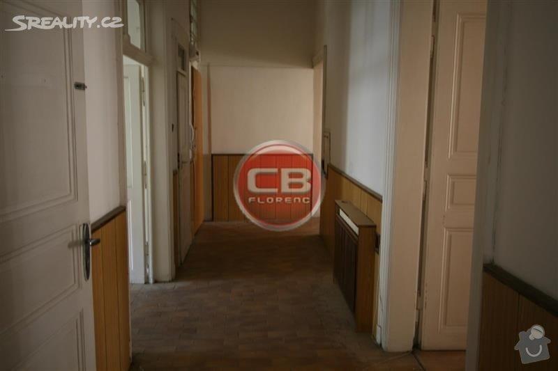 Malování bytu: Krakovska_2