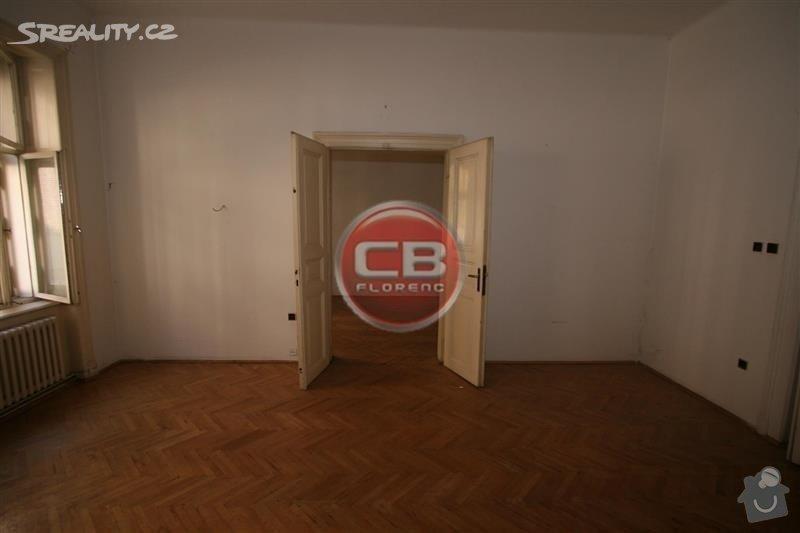 Malování bytu: Krakovska_3