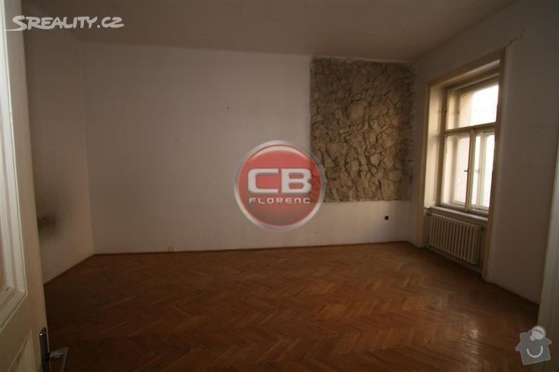 Malování bytu: Krakovska_4