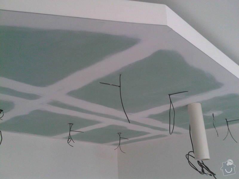 Elektrorozvody,sdk strop,digestor,led osvetleni: IMG00305-20140715-1218