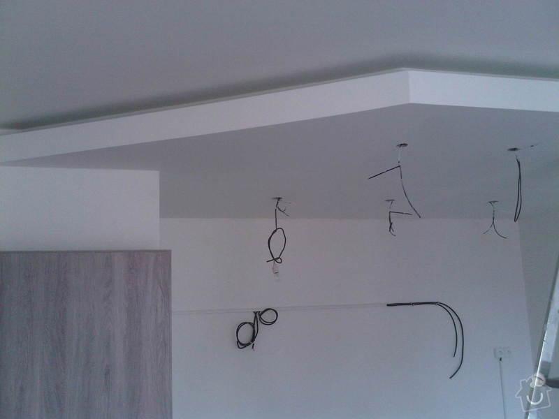 Elektrorozvody,sdk strop,digestor,led osvetleni: IMG00307-20140718-1411