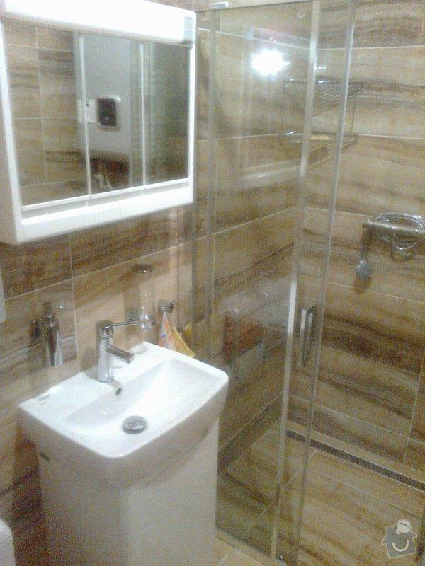 Rekonstrukce koupelny: 21072014672
