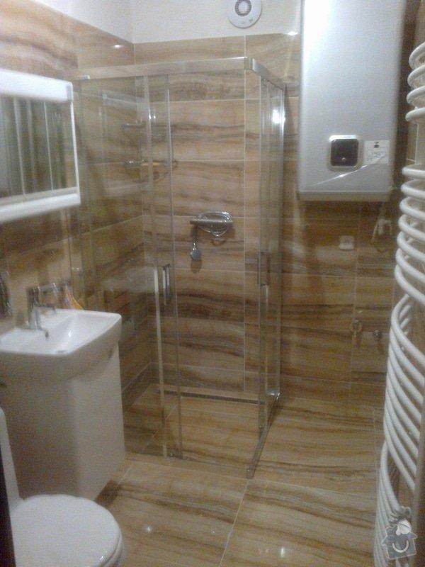 Rekonstrukce koupelny: 21072014674
