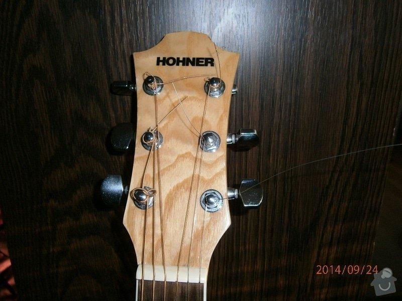 Oprava akustické kytary: P9240002