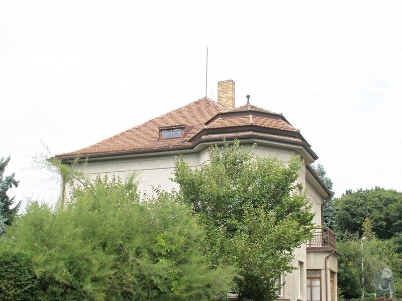 Oprava střechy: P8151761