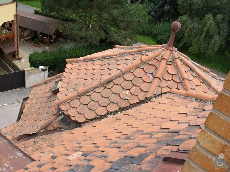 Oprava střechy: P8151756