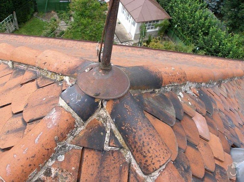 Oprava střechy: P8151757