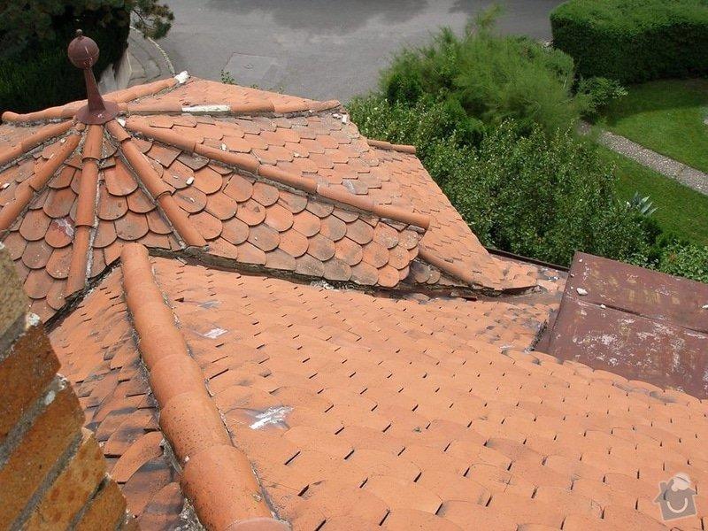 Oprava střechy: P8151758