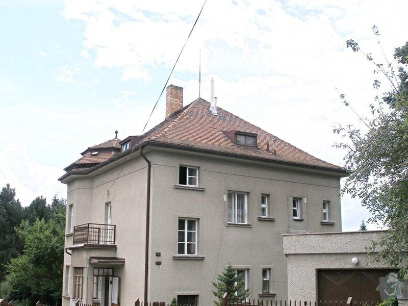 Oprava střechy: P8151760