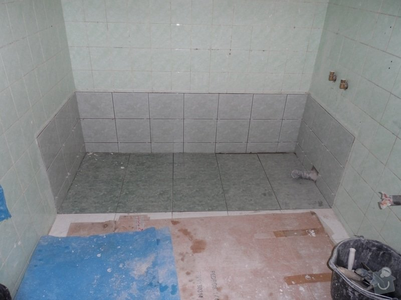 Rekonstrukce koupelny: SAM_3226