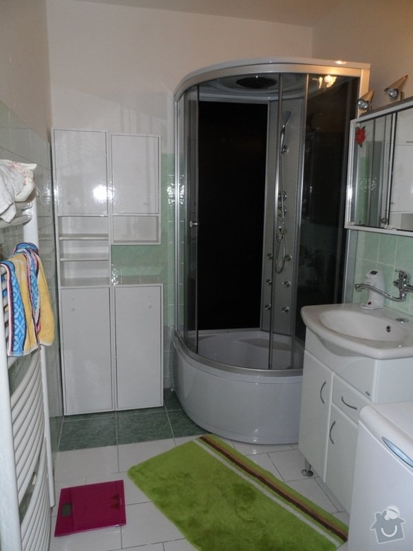 Rekonstrukce koupelny: SAM_3235