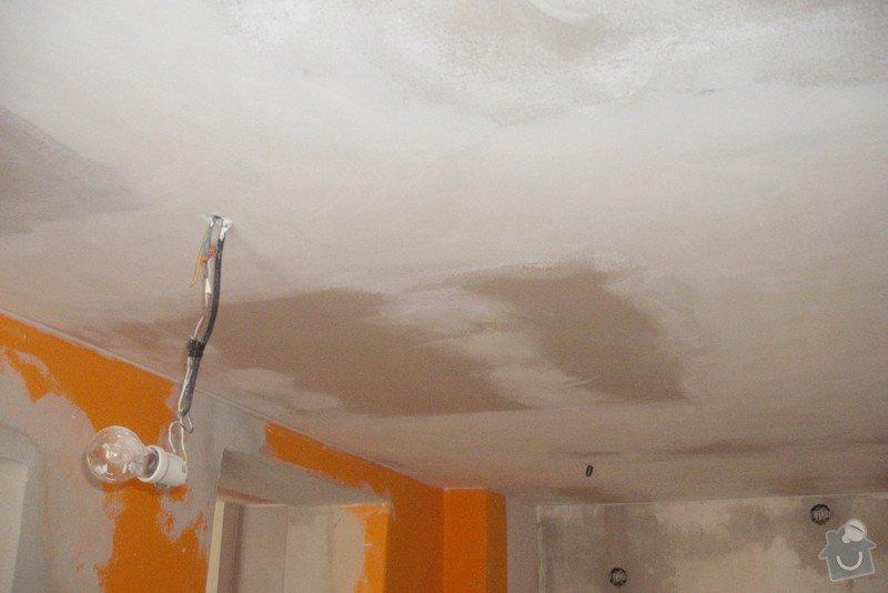 Montáž SDK podhledů a plovoucí podlahy: Lisna_013_38_
