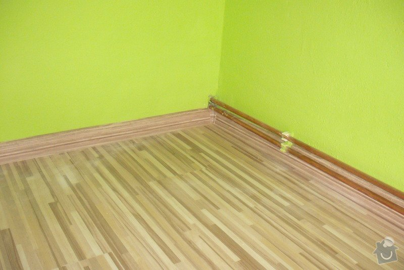 Montáž SDK podhledů a plovoucí podlahy: Lisna_013_75_