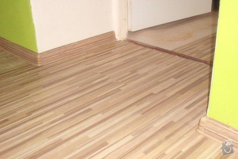 Montáž SDK podhledů a plovoucí podlahy: Lisna_013_76_
