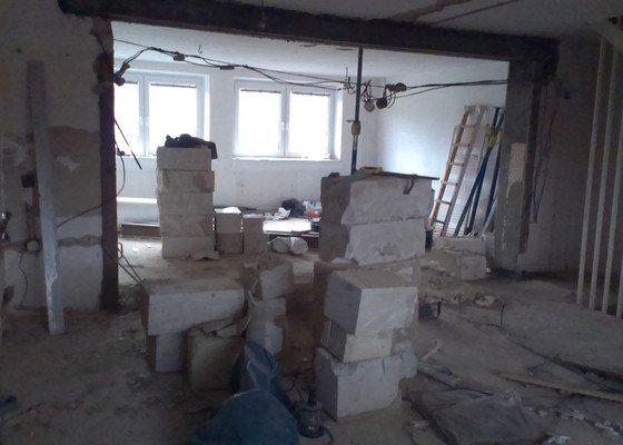 Vnitřní rekonstrukce řadového domu