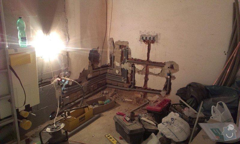 Vnitřní rekonstrukce řadového domu: IMAG0817