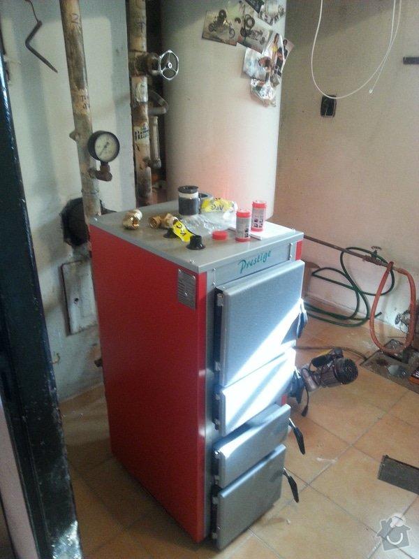 Automatický kotel Greeneco 15kw: 20140929_100924