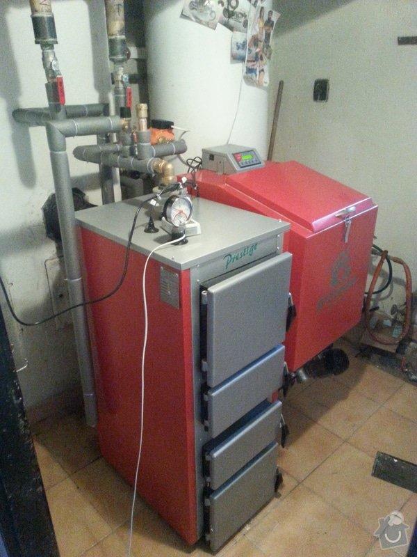 Automatický kotel Greeneco 15kw: 20140929_163836