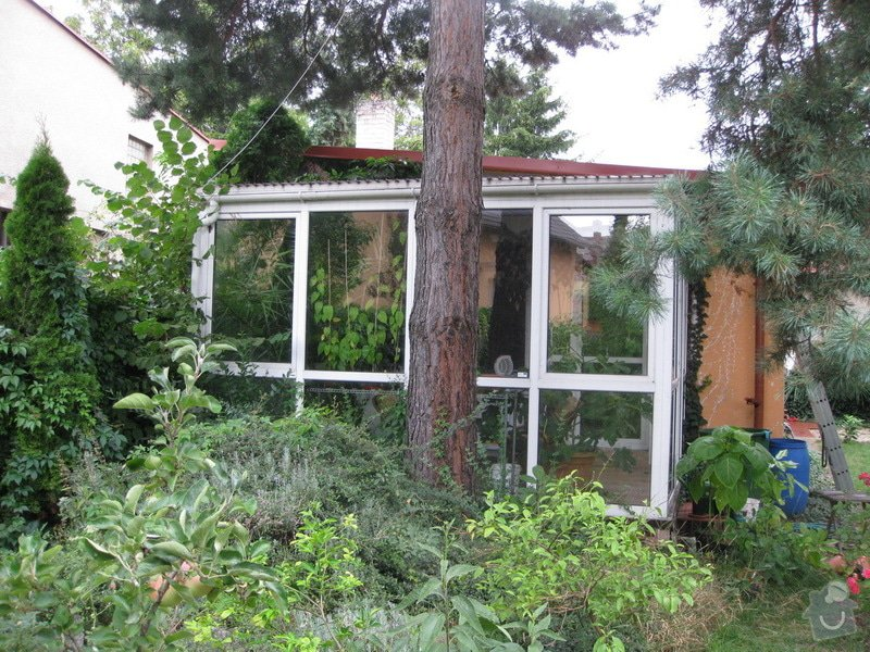 Výměna zastřešení zimní zahrady : IMG_7150_resize