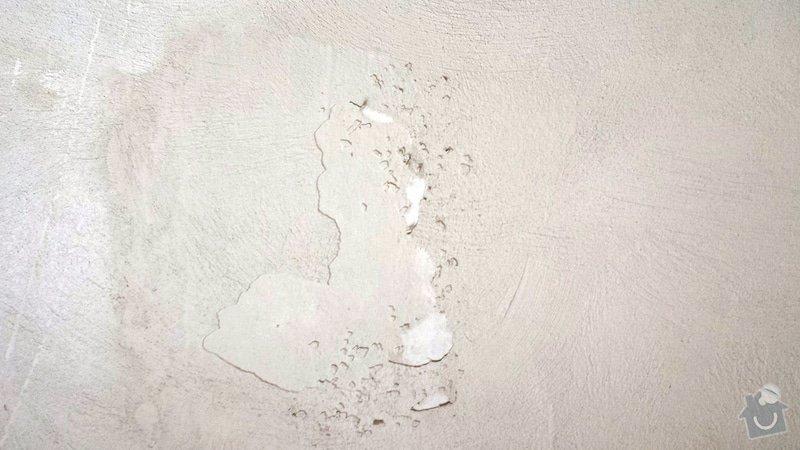 Malířské práce (oprava stěn, škrábání, štuk, výmalba): 20141002_104913
