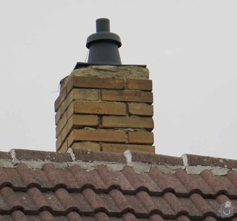 Oprava komina: 2_detail