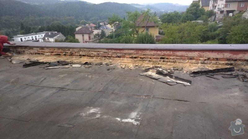 Zhotovení rovné střechy: 2014-09-11_09.44.35