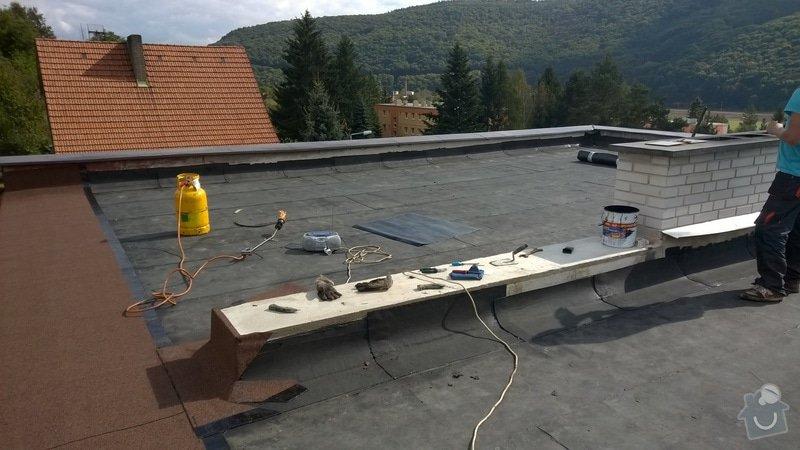 Zhotovení rovné střechy: 2014-09-23_13.56.42
