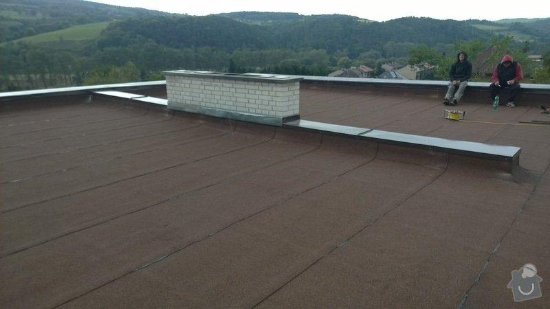 Zhotovení rovné střechy: 2014-09-25_13.02.05