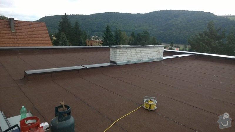 Zhotovení rovné střechy: 2014-09-25_13.02.20