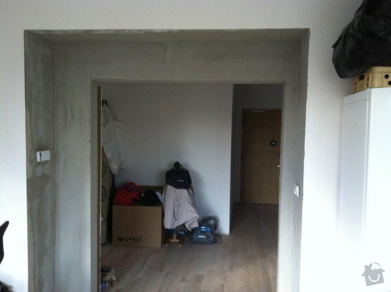 Montáž dveří DRE-DOORS 7ks + posuvné: IMG_2211