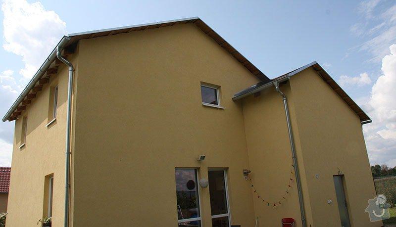 Podbití střechy RD: IMG_7081